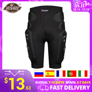 HEROBIKER Motocross Shorts Protector Motorcycle Shorts Moto Protective Gear Armor Pants Hip Protection Riding Racing Equipment