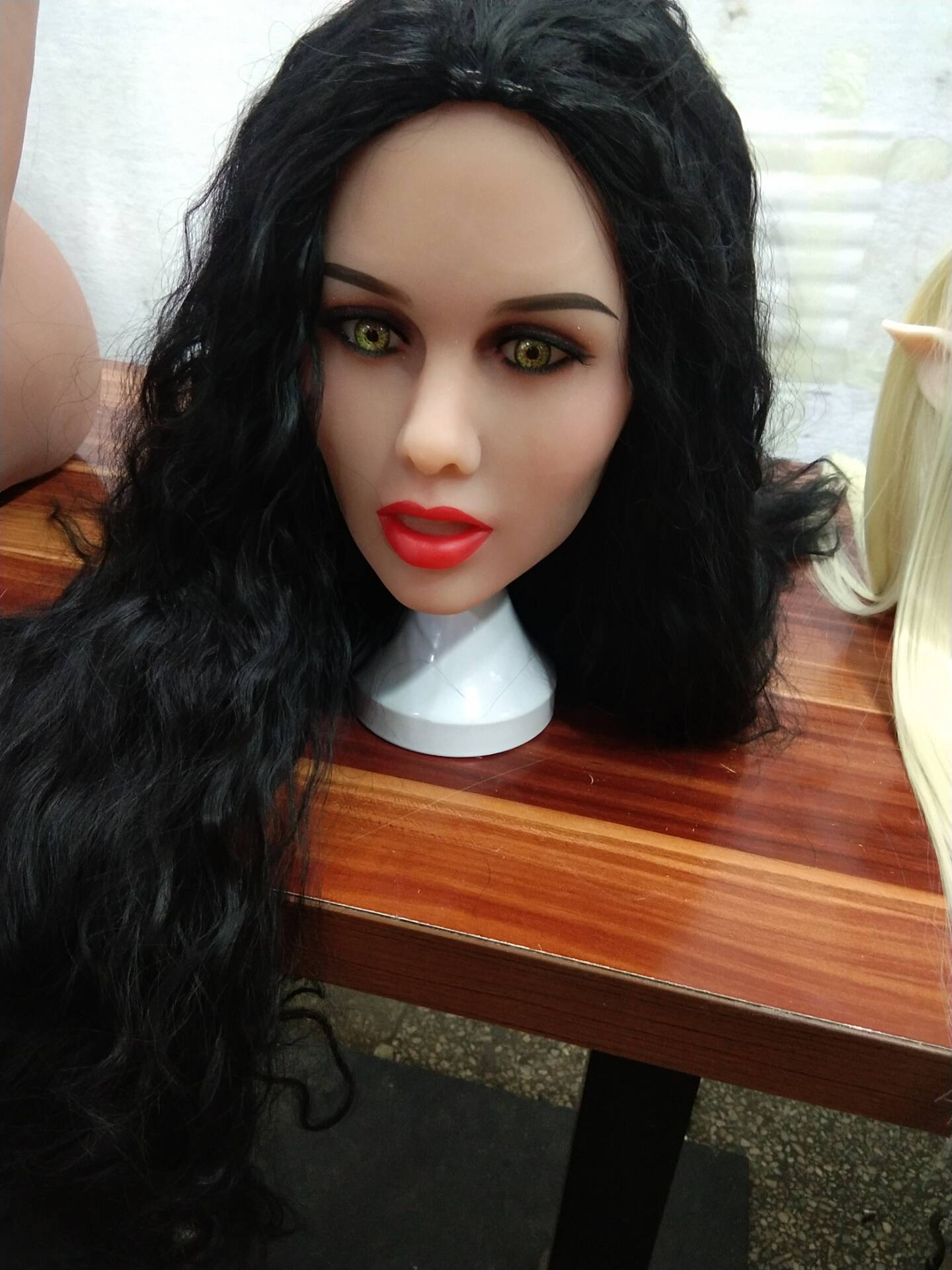 Oral <font><b>Sex</b></font> <font><b>Doll</b></font> Head For Love <font><b>Doll</b></font> <font><b>Silicone</b></font> Heads With Oral <font><b>Sex</b></font> <font><b>Sex</b></font> Products for 140-170cm body image