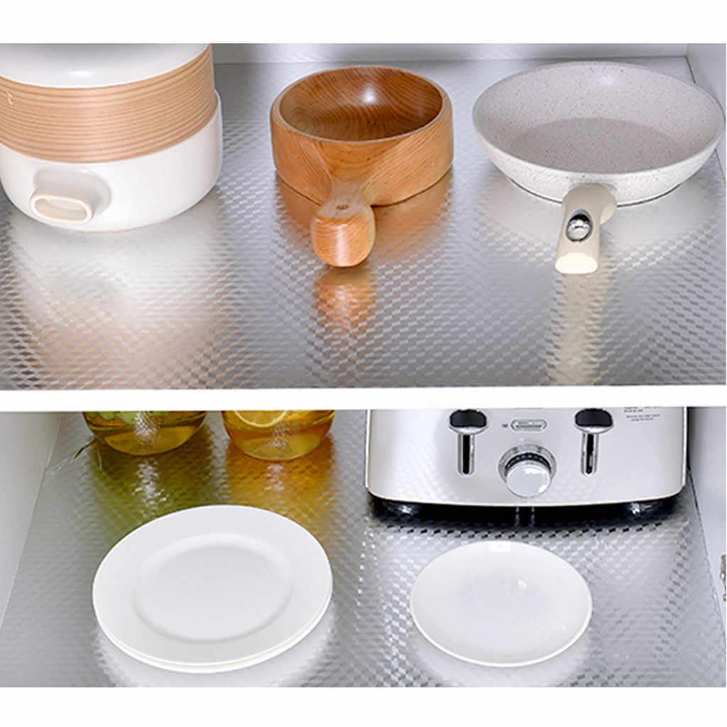 מטבח דביק מדבקות עבה רדיד אלומיניום מטבח ארון מדבקה עמיד למים עצמי דבק טפט לחות הוכחה