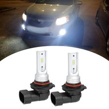2 шт автомобисветильник светодиодные лампы 9005 hb3 72 Вт 6000