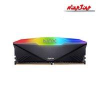 Apacer Intel AMD RAM DDR4 1 GB 2 GB 4GB 8GB 16GB 32G 2133, 2400, 2666, 3000, 3200, 3600 MHz RGB memoria Dimm sobremesa con disipador de calor RGB