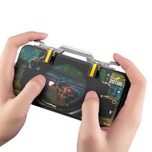 Mobile Phone Gaming Trigger for PUBG Joystick Fire Button Ai