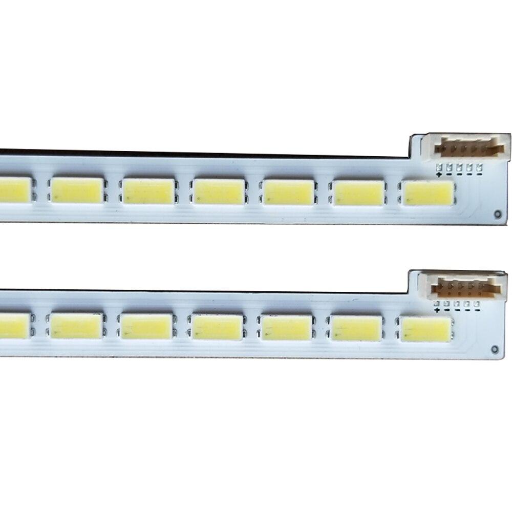 2 шт. для ремонта 40 дюймовых ЖК телевизоров, светодиодных ламп, 40PFL5537T LCD LTA400HV04 sts400a75 _ 56 светодиодный 1. 1 56 светодиодный 493 мм new100% Компьютерные кабели и разъемы    АлиЭкспресс