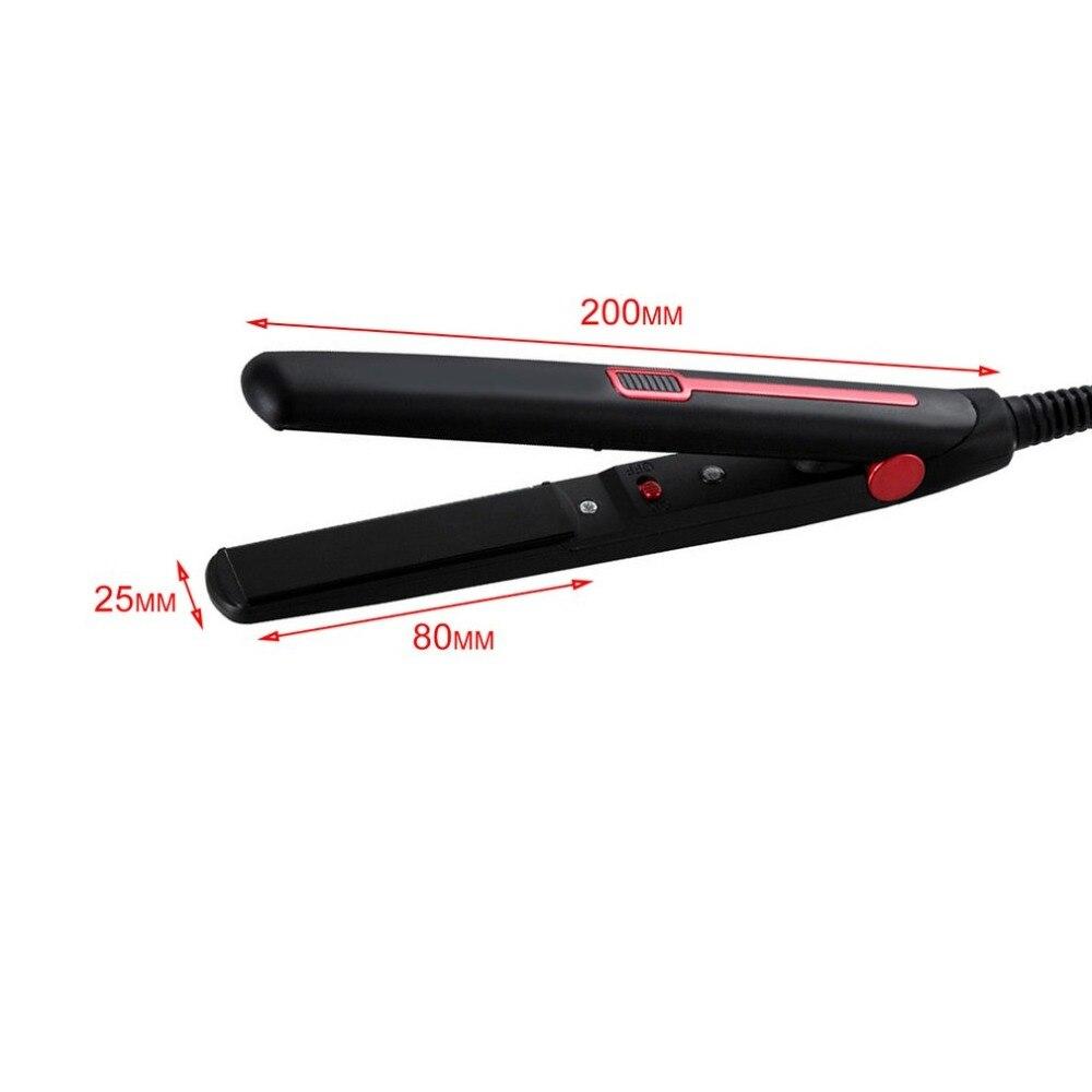 placa franja curling straightener diy elétrica curlers