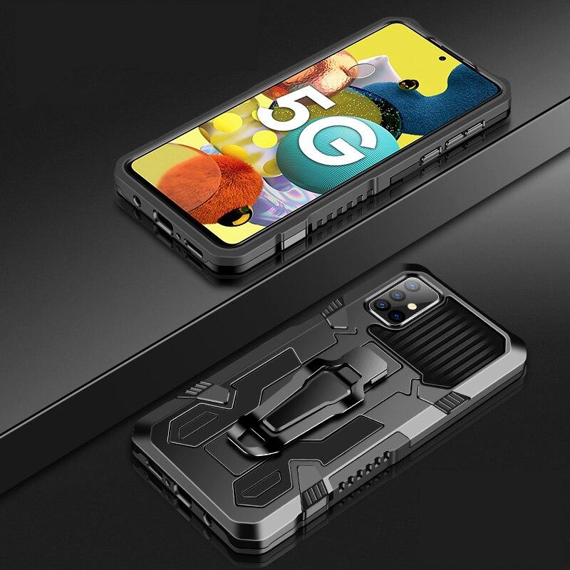 Магнитное кольцо Броня на выдвижной опоре чехол для OPPO Realme C3 C2 C15 C12 C11 C1 6i 5i 5 Pro Рено 2F Heavy Duty бампер задняя крышка чехол для телефона