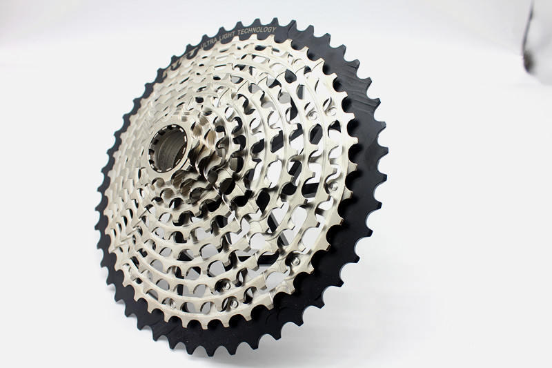 2020 RYET ULT 11 <font><b>Speed</b></font> Cassette Freewheel MTB XD Cassette Ultralight 355g Durable Ultimate 11s Sprocket 9-46 k7 11S CASSETTE image