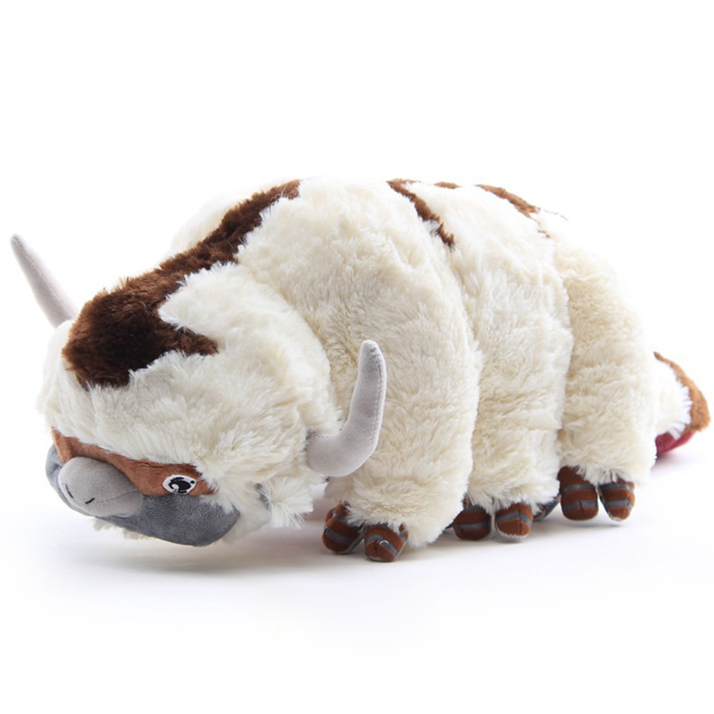 Stuffed Animal Doll <font><b>Avatar</b></font> APPA Cute Plush Toy <font><b>The</b></font> <font><b>Last</b></font> <font><b>Airbender</b></font> Soft Baby Birthday Gift image