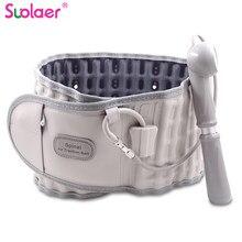 Dropshgipping família unissex alívio traseiro cinto de apoio cinta cintura cinto de tração lombar backach cintura cinta liberação dor massageador