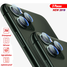 KISSCASE Camera Lens Screen Protector For iPhone 11 Pro Max Soft Back Phone Glass Protective Film