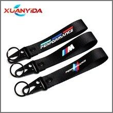Key-Ring Car-Styling F30 Performance-1 Bmw M Nylon Most Performance-1/3-5/6/..
