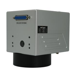 Image 3 - משלוח חינם SINO GALVO SG7110 SG7110A 1064nm 10mm לייזר גלונומטר Galvo סורק Galvo ראש עבור סיבי לייזר סימון מכונת