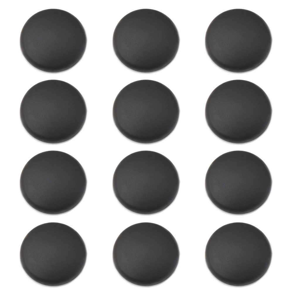 12 قطعة/الوحدة قفل باب السيارة المسمار حامي غطاء لسكودا رابيد مازدا 6 فيات 500 مازدا 323 كيا بيكانتو مازدا 3 2008 أودي a3