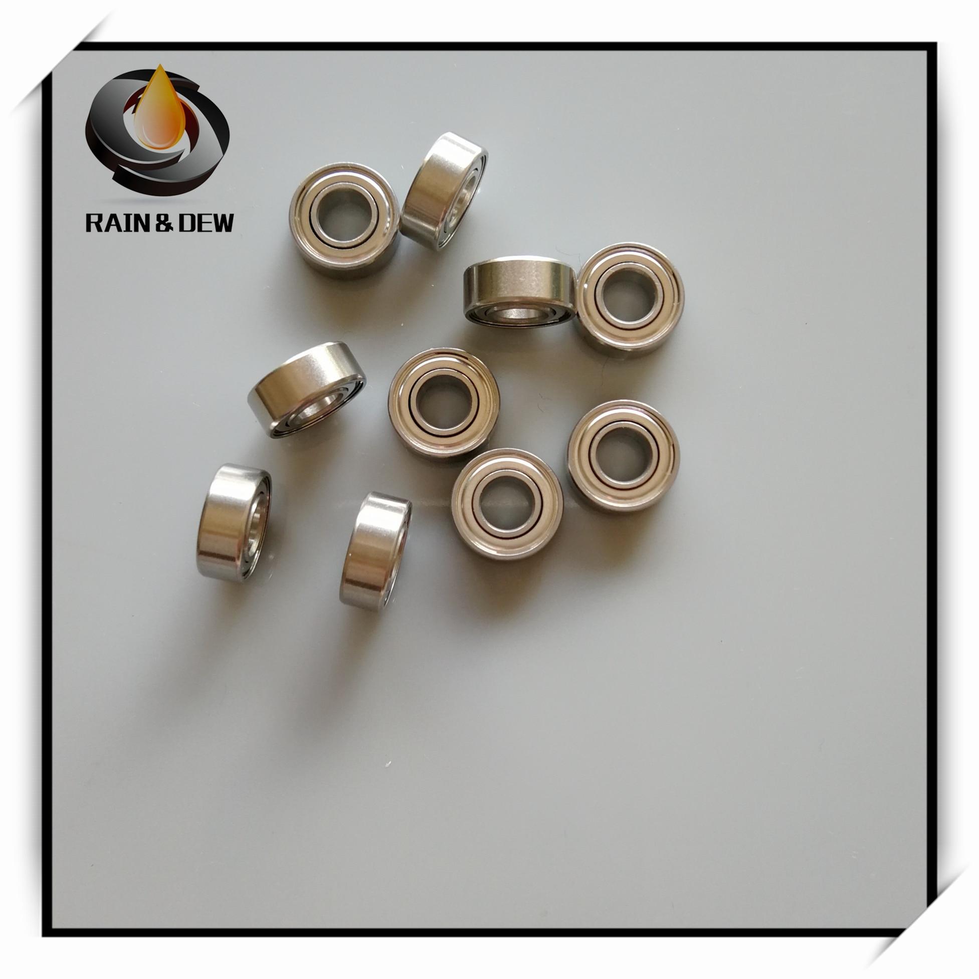 5pcs SMR126zz SMR126 6x12x4 mm Stainless Steel 440c Ball Bearing Bearings