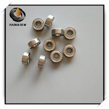 1 шт. SMR126ZZ сертификатом от сертификационной 6x12x4 мм ABEC7 MR126 из нержавеющей стали комбинированный керамический шарик модельные подшипники подшипник
