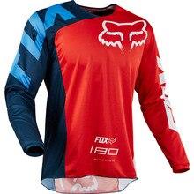 Велосипедная одежда Fox TLD одежда для верховой езды велосипедная одежда толстовка гоночный костюм с длинным рукавом лиса мотоциклетная одежда термо
