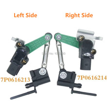 7P0616213 Front Right & Left For Vw Touareg 7P For Porsche Cayenne S 958 92A Control Headlight Level Sensor 7P0616214