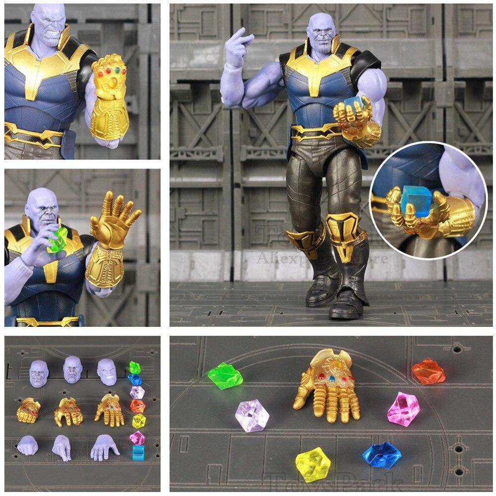 Marvel Avengers Thanos 6