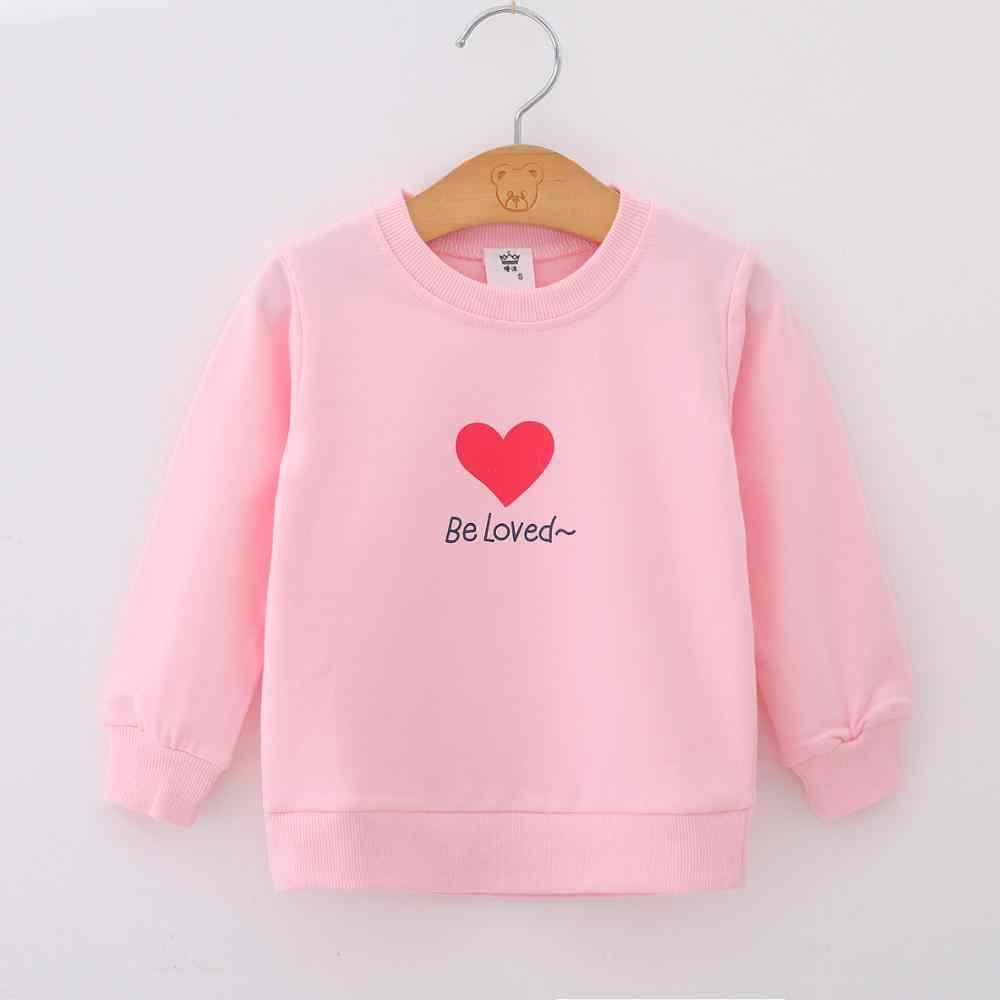 2019 유니섹스 키즈 베이비 보이즈 소녀 유아 후드 카툰 트랙 수트 귀여운 스웨터 보이즈 운동복