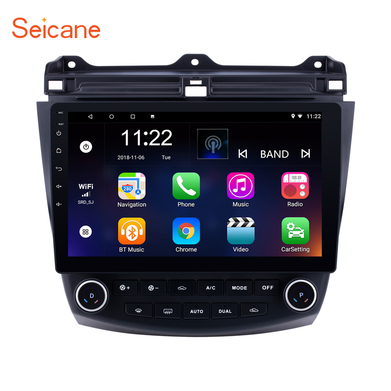 Seicane Car Android 10.0 Radio 10.1