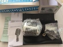 גבוהה באיכות 55SH דינמי Wired מיקרופון 55SHII מיקרופון, Microfonos עבור קריוקי הקלטה מכירה לוהטת