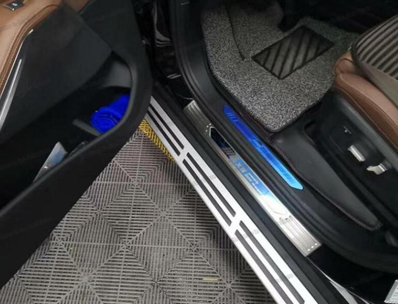 2018 Color Style L-061 Protections LAT/ÉRALES R/ÉSERVOIR R 1200 GS 2017 Blue