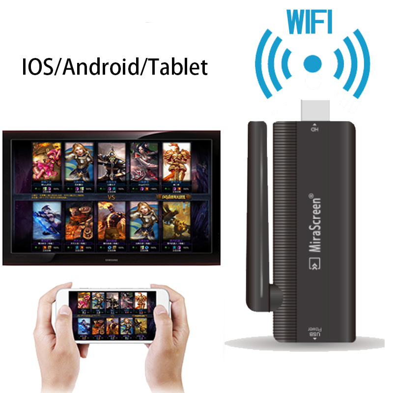 Wireless WiFi Dongle chromecast Receiver 2 mirroring multiple TV stick Adapter Mini Android Chrome Cast HDMI WiFi Dongle 1080P