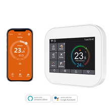Smart-Phone Water-Heating/radiator-Valve Wifi-Touch Italian/spainish-Control for by