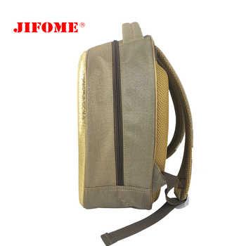 JIFOME Girl\'s 15inches Backpack Fashion Shining Shoulder Bag Women Backpack For Teenage Girls Kids school bag mochila