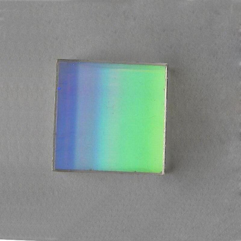 Ligne de grille de réflexion de plan de verre optique K9 150 pour enseigner la décomposition spectrale détection de composant de précision