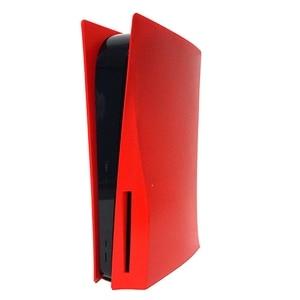 Image 5 - 3 צבע עור פגז מקרה כיסוי החלפת צלחת עבור PS5 משחק קונסולת משחקים נגד שריטות Dustproof אביזרי משלוח מהיר
