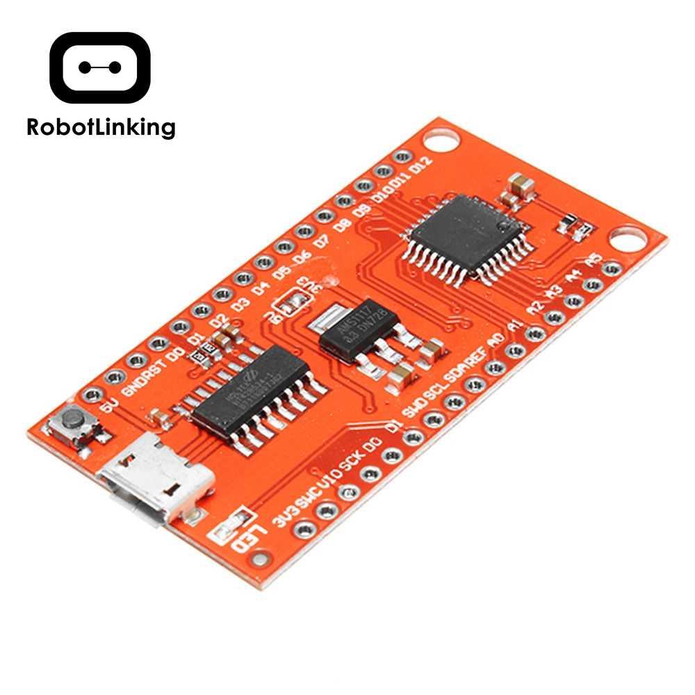 1pcs Wemos TTGO XI 8F328P-U Board Motherboard For Arduino Nano V3.0 USA Seller