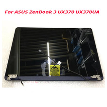 """13.3 """"dotykowy wyświetlacz LCD do ASUS ZenBook Flip S UX370UA UX370U UX370UAF UX370UAR górny ekran LCD wymiana"""
