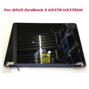 """Image 1 - 13.3 """"dotykowy wyświetlacz LCD do ASUS ZenBook Flip S UX370UA UX370U UX370UAF UX370UAR górny ekran LCD wymiana"""