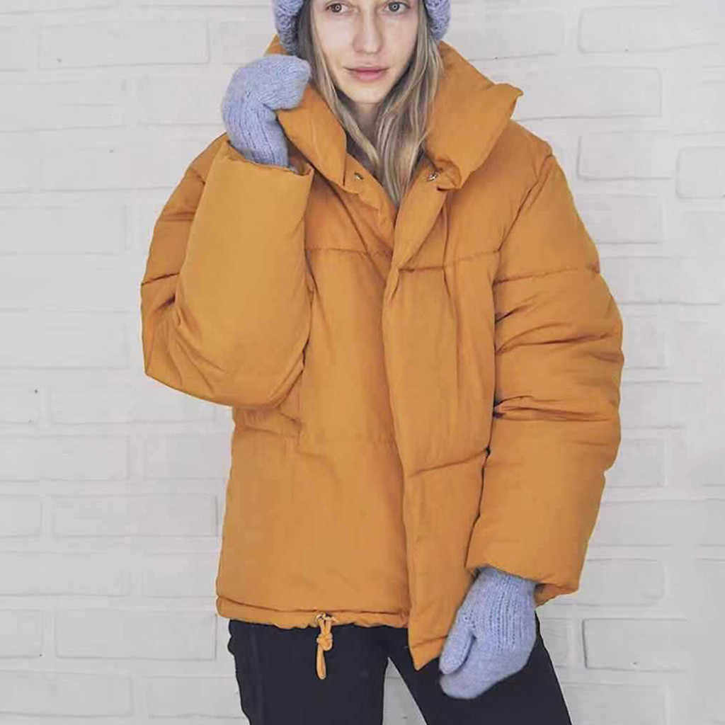Nữ áo khoác mùa đông cho nữ Dày Chất Lượng Cao Học Sinh Cotton lót Dày Khoác Ngoài Ngọt Slim Nữ Plus Kích Thước chaqueta mujer