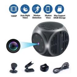 MD21 Mini Câmera HD 1080P Infravermelho Night Vision Câmera Do Carro DVR Gravador de Vídeo DV Esporte TF Suporte para Câmera Digital cartão PK MD80