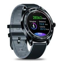 Oryginalny Smartwatch Zeblaze NEO tętno ciśnienie krwi Multi Faces inteligentny zegarek mężczyźni kolorowy ekran dotykowy powiadomienia o wiadomościach