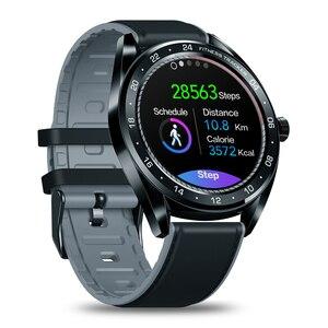 Image 1 - מקורי Smartwatch Zeblaze NEO קצב לב לחץ דם רב פרצופים חכם שעון גברים צבע מגע תצוגת הודעות הודעה