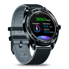 Smartwatch original zeblaze neo, relógio inteligente com múltiplos faces de pressão arterial e frequência cardíaca, notificações de mensagem e display de toque colorido