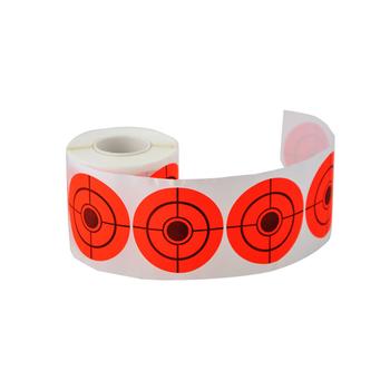 250 szt Cele reaktywne rozpryski papieru cel dla łucznictwa celowanie na krótką duża odległość celowanie strzelanie akcesoria tanie i dobre opinie CAMPSLE CN (pochodzenie) Target sticker target sticker Target adhesive tape target adhesive attachment 250pcs convenient