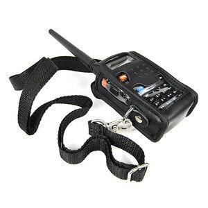 Image 3 - 2pcs CB Radio Soft Leather Case Pouch Accessories For BAOFENG Walkie Talkie UV 5R Case UV 5RE Plus UV 5RA Plus UV 5RB TYT TH F8