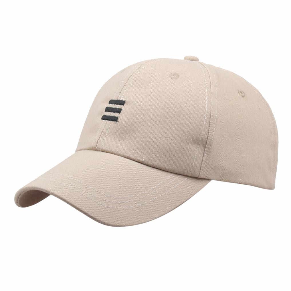 موضة الرجال النساء عادي قبعة بيسبول بلون واحد للجنسين القبعات الهيب هوب قابل للتعديل قبعة بيسبول أبيض أسود عادية الشارع الشهير القبعات