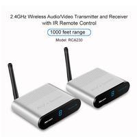 Measy AV230 2.4G 300M Wireless Audio Video IR Wireless Transmitter Audio Sender Receiver for HD DVD TV BOX