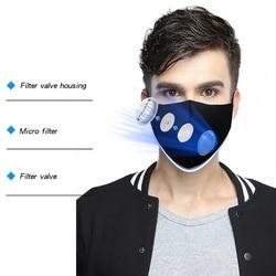 Maska przeciwpyłowa do jamy ustnej pm2.5 maska hurtownie oddech anty zapach zanieczyszczenia sportowe do biegania maska 2