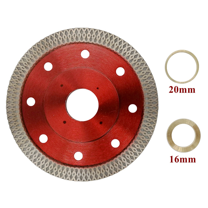 Hot Sale 115Mm Wave Diamond Saw Blade For Ceramic Tile Dry Cutting Aggressive Disc Marble Granite Stone Saw Blade