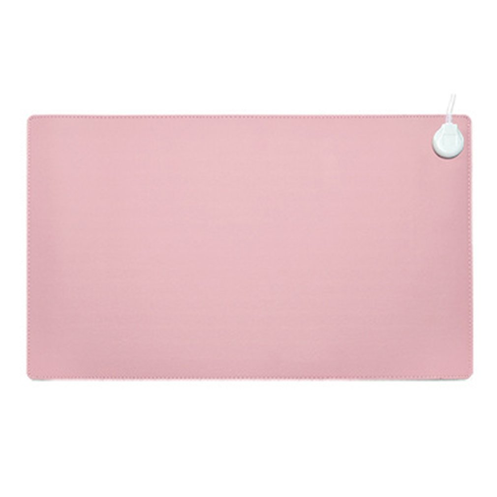 53*27cm New Winter Hand Warmer Pillow For Computer Reading Desk Heated Pad Warm And Table Mat Warming Electric Heating Pads