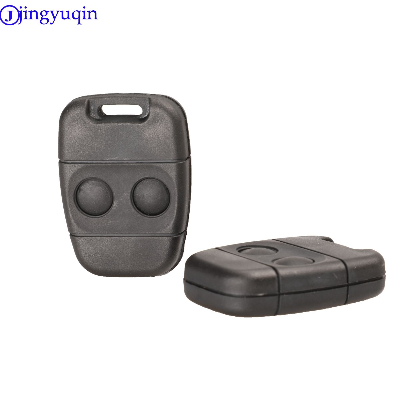 For Land Rover Discovery Freelander Remote Key Shell Case 2 Button Replace