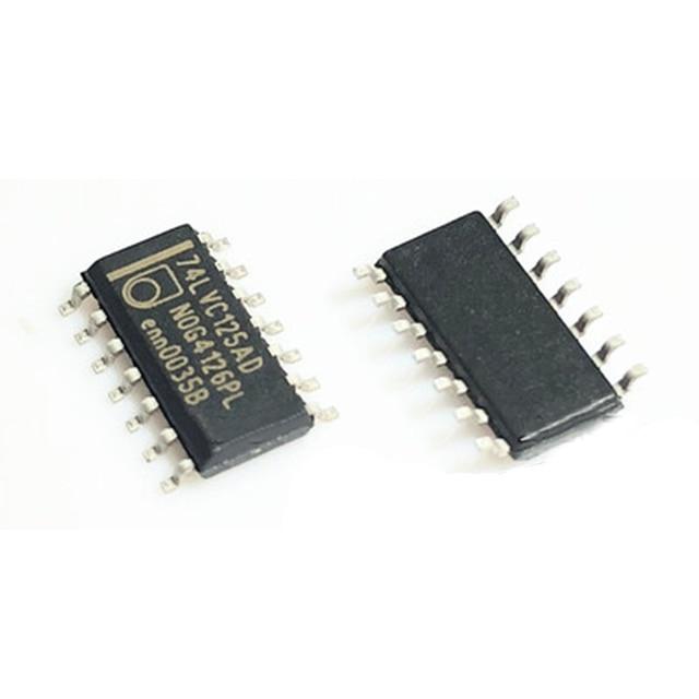 74LVC125AD SMD SOP14 SN74LVC125ADR LVC125A