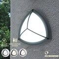 1083Lm 30 Led 15w Современный наружный настенный светильник простой дизайн управление светом датчик движения современное освещение настенные све...