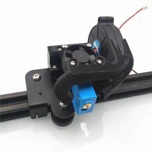 Image 2 - Экструдер в сборе Funssor Creality Ender3/для 3D принтера CREALITY, 12/24 В, 1,75 мм