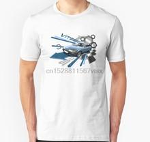 T-Shirt homme, unisexe avec impression de Rover SD1, Explosion de Vitesse